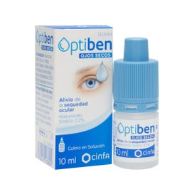 Optibén colirio 10ml
