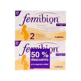 Femibion® Pronatal 2 Duplo 30comp + 30comp