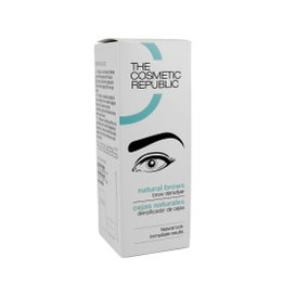 The Cosmetic Republic Natural Brows Castaño Medio 1 kit