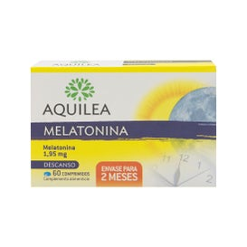 Aquilea Melatonina 1,95mg 60comp