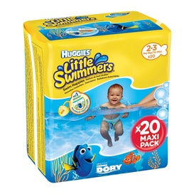 Huggies Little Swimmers T2-t3  20u