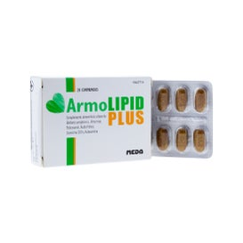 ArmoLIPID Plus 20 tabs.
