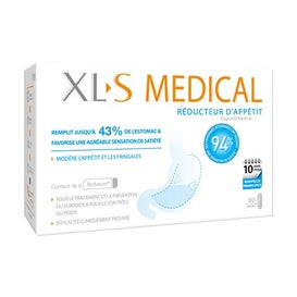 XLS Medical reductor de apetito 60comp