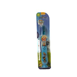 Nickelodeon Canine Patrol Spazzola Denti Luce +3 anni