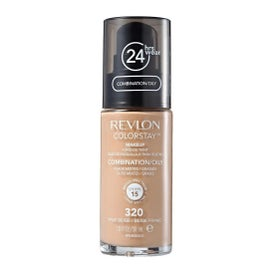 Revlon Colorstay Softflex Combi/oily With Pump 320  30 Ml