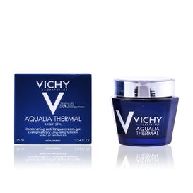 Vichy Aqualia Thermal night spa gel anti-fatigue cream 75ml