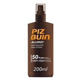 Piz Buin® Allergy spray piel sensible SPF50+ 200ml