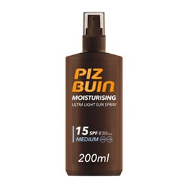 Piz Buin® Ultra Light SPF15+ spray 200ml