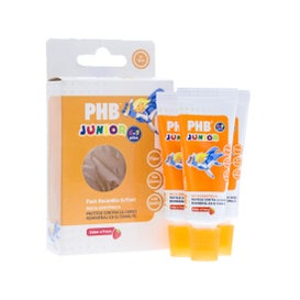 PHB Junior 6-9 años recambio pastas dentífricas 3udsx15ml