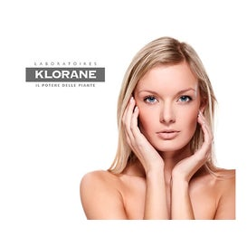 Klorane cornflower cleansing gel 200ml
