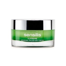Sensilis Supreme Detox day cream SPF15+ 50ml