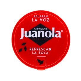 Juanola® Comprimidos de alcaçuz 27g