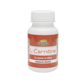 Sotya L-Carnitina 500mg 90caps