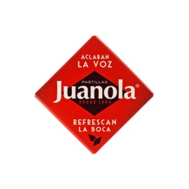 Juanola® pastillas regaliz 5,4g