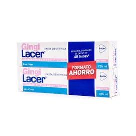 Lacer Gingilacer Pasta Dental Duplo 125 ml