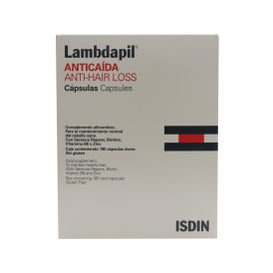 Isdin Lambdapil Fall-Arrest 180 Kapseln