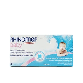 Rhinomer Baby Monodosis 20uds x 5ml