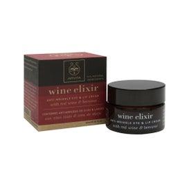 Apivita Wine Elixir contorno de ojos y labios 15ml