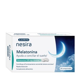 Acofarvital Melatonin 1,95mg 60comp