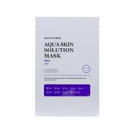 Sally's Box Aqua Skin Solution Mask Bha 22ml