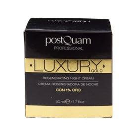 Postquam Luxury Gold creme regenerador de noite 50ml