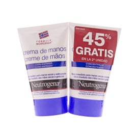 Neutrogena® Crema de manos concentrada 2x50ml
