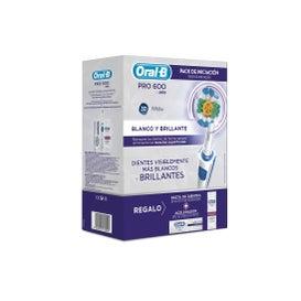 Oral-b Trizone Wow 600 Cepillo Eléctrico Recargable