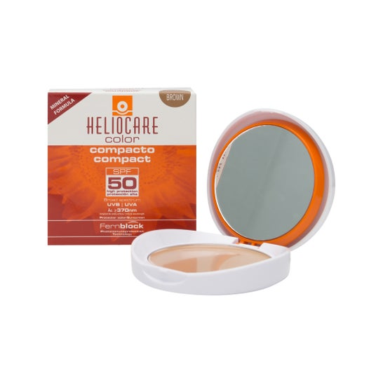 Heliocare Color Compact SPF 50+ Brown 10 g