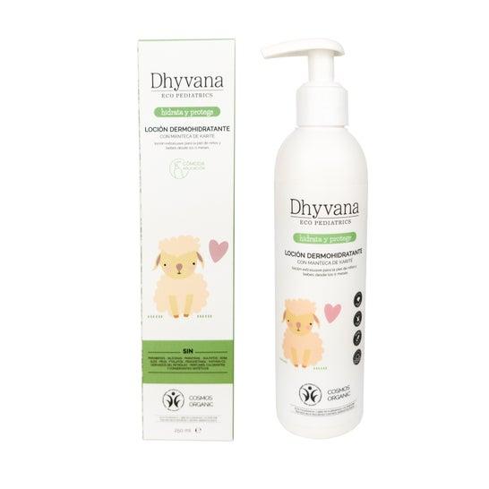 Dhyvana Eco Pediatrics® Moisturising Lotion 250ml