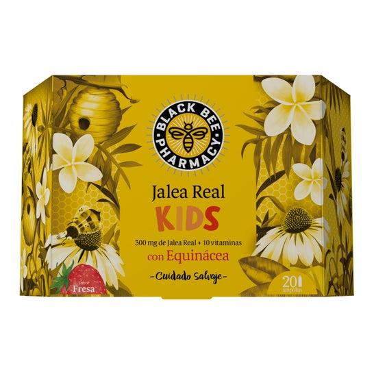 Black Bee Jalea Real Kids Equinácea 20 Ampollas