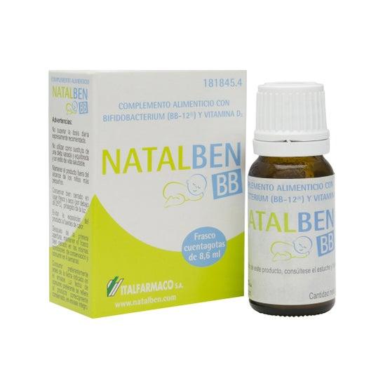 Natalben BB - Tropfer 8,6ml