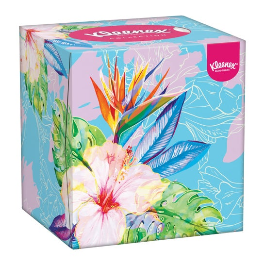Kleenex Box Collection Box 56 pcs