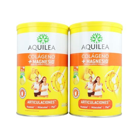Achillea Collagene + Magnesio Duplo Limone 2x375g