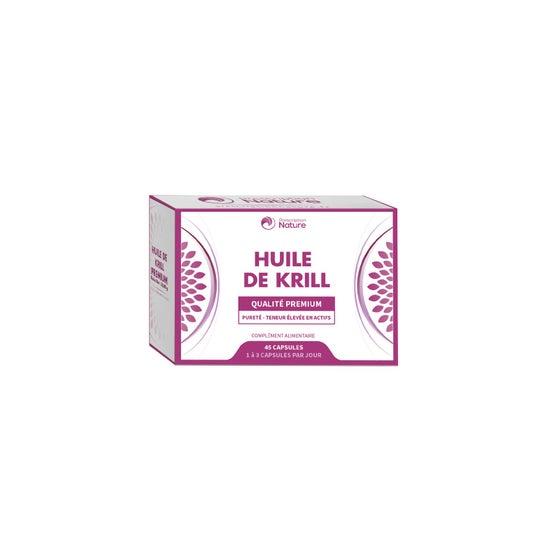 Prescription Nature Aceite Krill 45comp