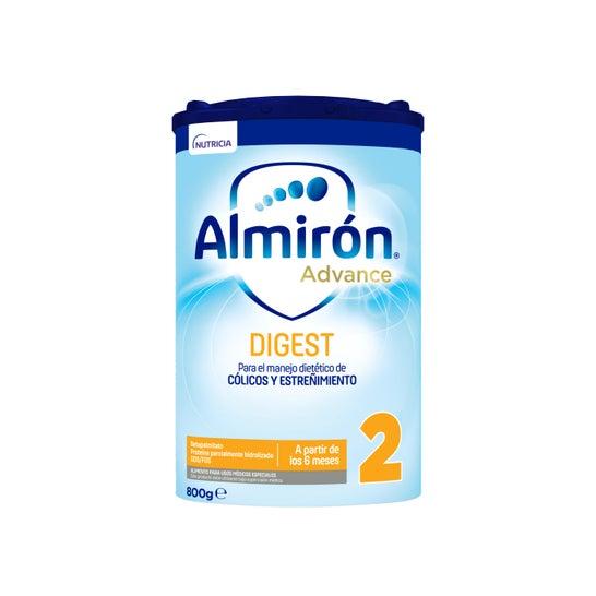 Almirón Advance Digest 2 per coliche e costipazione 800gr