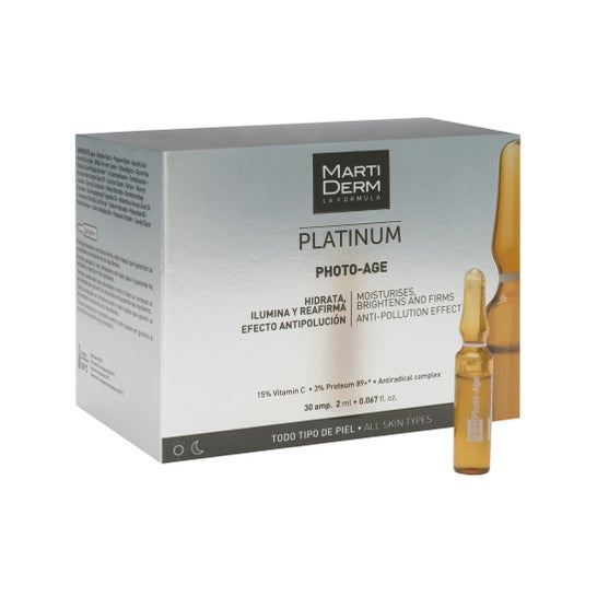 MartiDerm® Platinum Photo-Age 30 Ampullen