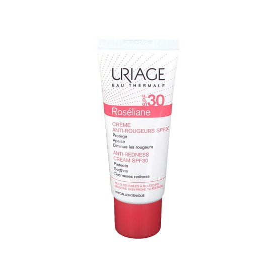 Creme Anti-Frizz Creme Uriage Roseliane SPF30 + 40ml
