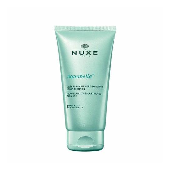 Nuxe Aquabella Purifying Gel Micro-esfoliante uso quotidiano 15