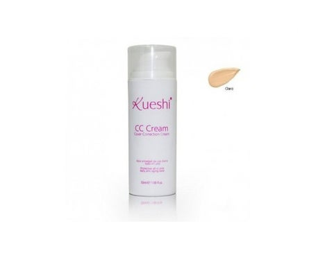 Kueshi c.c.cream + helle Farbe Anti-Aging 50ml