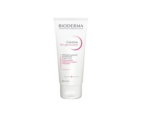 Bioderma Sensibio DS + gel de limpeza 200ml