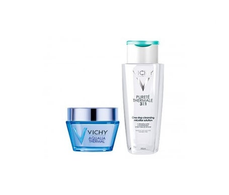 Vichy Aqualia Thermal light cream 50ml + solução micelar GIFT