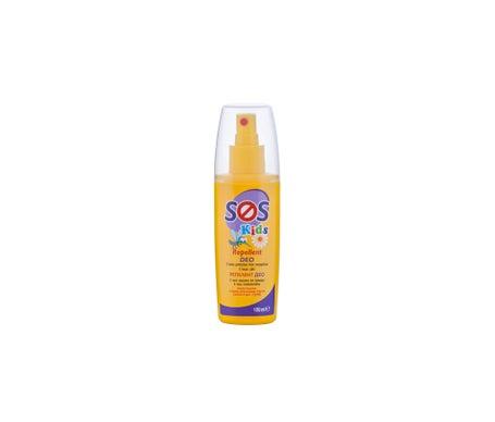 Sos Deo Spray Repelente Antimosquitos Para Niños 100 Ml