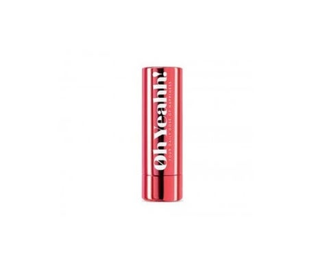 Happy Lips Balm Oh Yeahh Labial Spf15 Rouge 4,2g