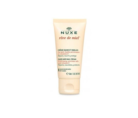Nuxe Rêve Honey Hand & Nail Cream 50 Ml