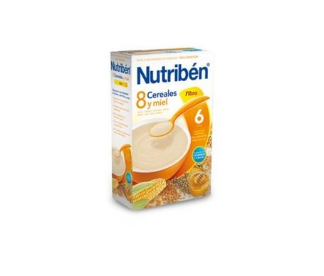 Nutribén™ 8 cereals