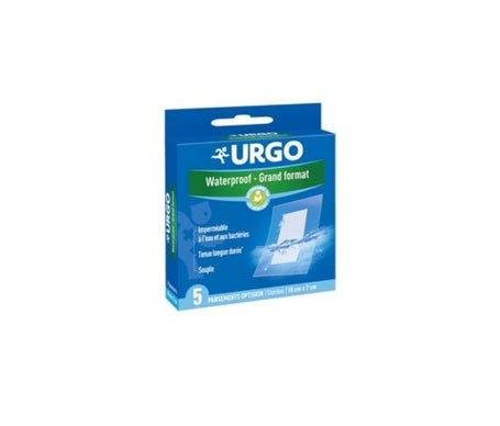 Urgo Apósito Waterproof XL 5uds