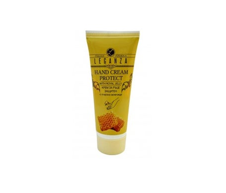 Leganza Hand Protection Cream with Royal Jelly 75 ml
