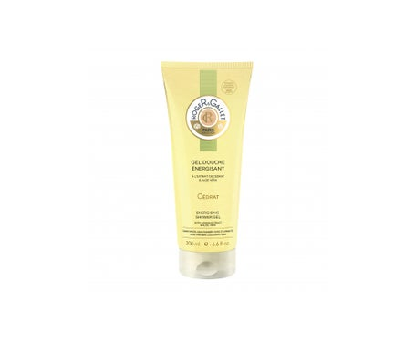Roger&Gallet Cédrat shower gel 200ml