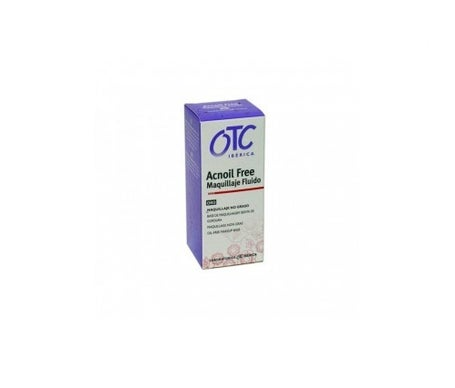 OTC Acnoil Free maquillage fluide fluide or 35ml