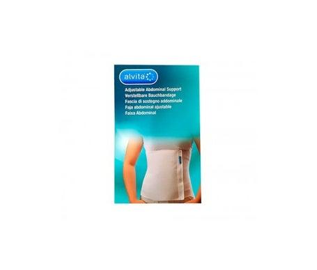 Alvita cintura addominale Alvita regolabile T- 1
